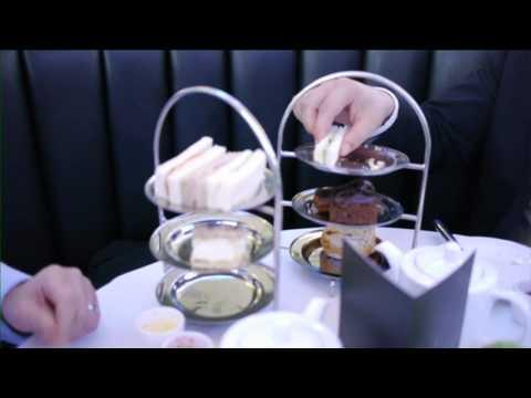 Hilton Liverpool - Afternoon Tea