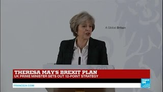 REPLAY - Watch UK PM Theresa May