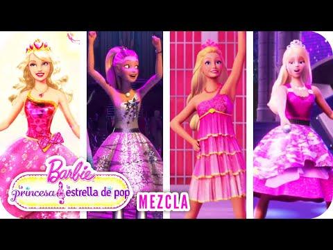Ahora Soy/Las Princesas Desean Diversión | Mezcla | Barbie™ La Princesa y La Estrella de Pop