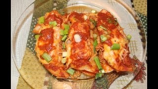 Best Chicken Enchiladas Recipe