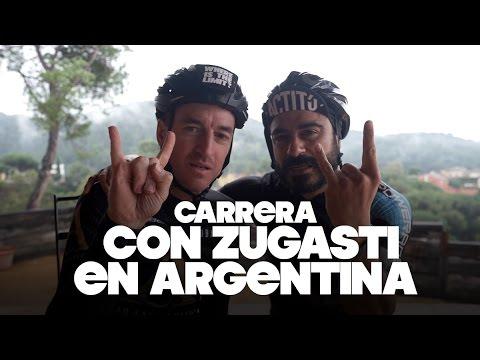 CARRERA CON ZUGASTI EN ARGENTINA
