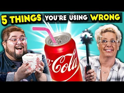 5 Everyday Objects Youre Using Wrong