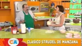 Clásico strudel de manzana (Parte 1)