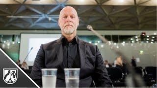 Veranstalter Rainer Schaller sagt im Loveparade-Prozess aus