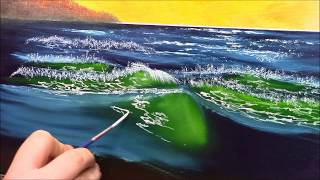 PAINTING WITH MAGIC SEASCAPE SERIES Season 2 ep 4