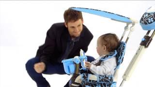 Велосипед 3-х колесный  Smart Trike Dream Touch Steering(Трехколесный голубой велосипед, предназначенный для малышей от 10 месяцев.Мягкое удобное сиденье, оборудов..., 2013-05-24T07:46:34.000Z)