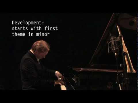 Beethoven: Sonata op. 14 no. 2 with sonata form explanations
