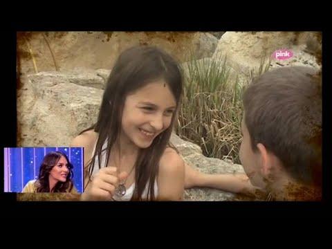 Ami G Show S08 - Snimci iz detinjstva Anastasije Raznatovic