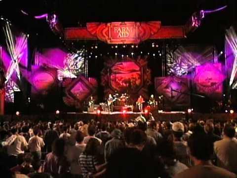 John Fogerty - Susie Q. (Live at Farm Aid 1997)