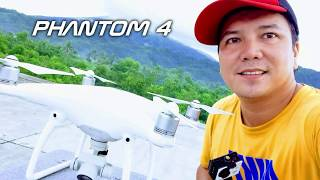 PHANTOM 4 UNBOXING / FIRST FLIGHT