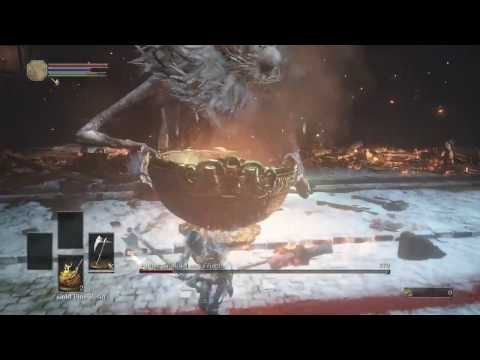 SL1 Sister Friede, Father Ariandel and Blackflame Friede No Rolling/Parrying/Blocking