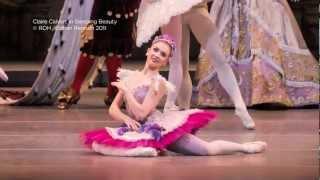 Claire Calvert on becoming a Royal Ballet Soloist