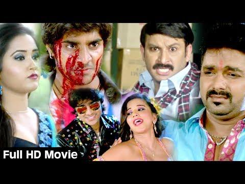 2017 Super Hit Bhojpuri Movie of Manoj Tiwari | Isi Film ke bad Manoj Tiwari Neta Bane