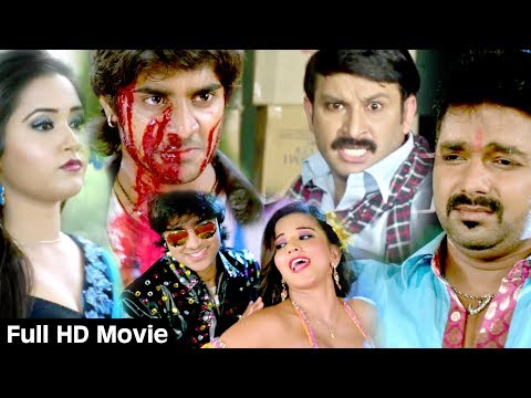 Download Youtube: 2017 Super Hit Bhojpuri Movie of Manoj Tiwari | Isi Film ke bad Manoj Tiwari Neta Bane