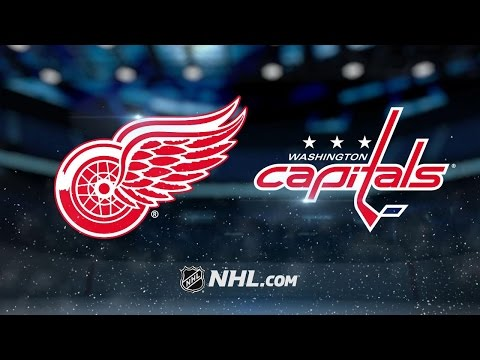 Oshie scores twice in 6-3 victory against Red Wings