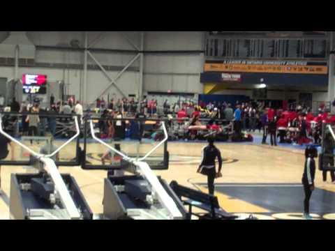 George diCenzo 600m Can Am Invitational 2012
