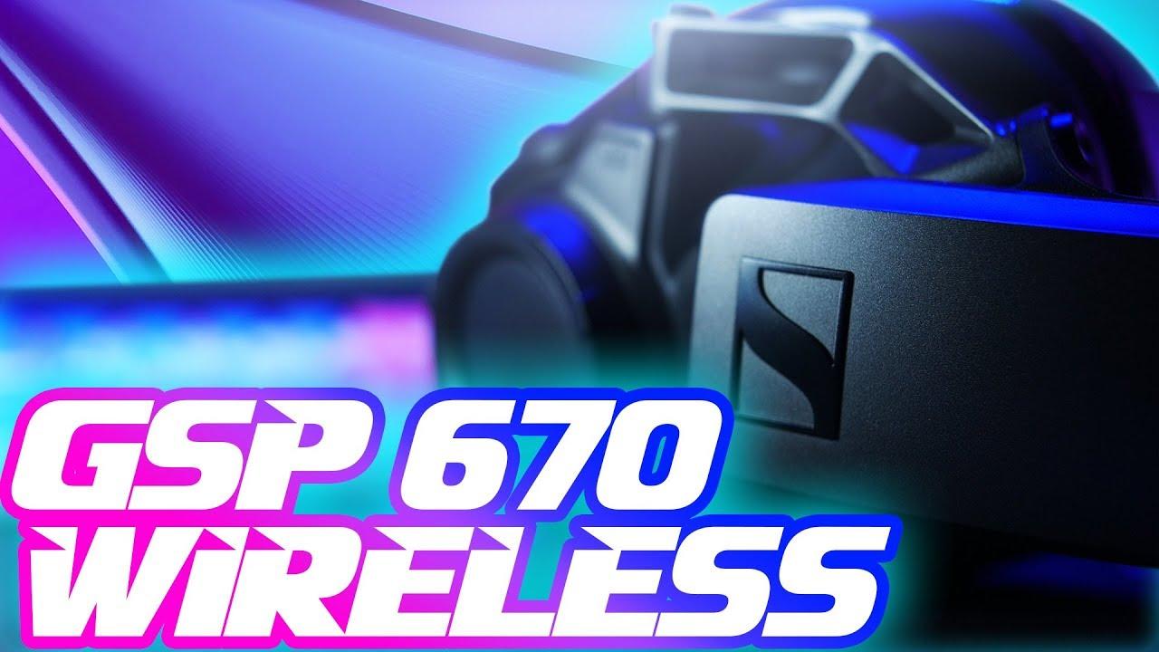 Sennheiser GSP 670 Wireless Review: Arctis Pro Wireless Killer??