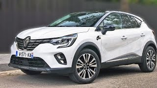 RENAULT CAPTUR 2020 – Ready to fight new Peugeot 2008?