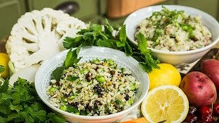 Sophie Uliano's Healthy BBQ Side Dishes - Hallmark Channel