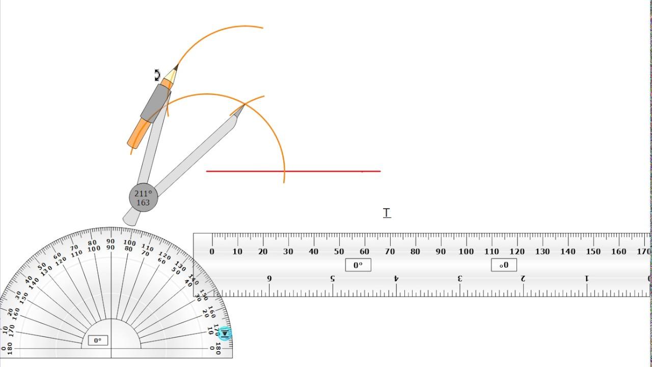 90 degree diagram atomic symbol constructing a angle youtube