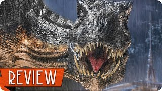 JURASSIC WORLD 2 Kritik Review (2018)