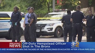 Sources: Off-Duty Hempstead Police Officer Shot During Altercation In The Bronx
