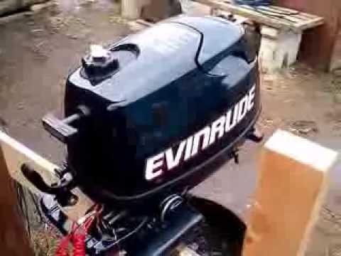 разборка лодочных моторов эвинруд