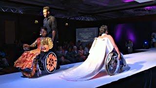 Эфиопские дизайнеры пошили наряды для инвалидов (новости)