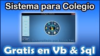 Sistema para Colegio Gratis Código Fuente | ApiSoft-School v1.0