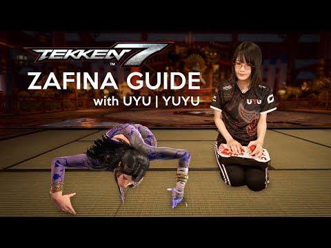 Tekken 7: Zafina Guide with UYU   YUYU