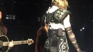 Rebel heart tour Tokyo Madonna 2016