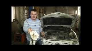 Замена масла в АКПП авто Toyota Camry: инструкции, фото- и видеообзор