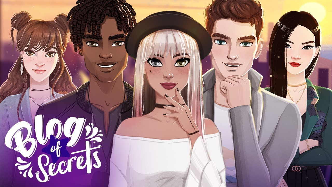 Love Story Games: Blog of Secrets - Official Trailer