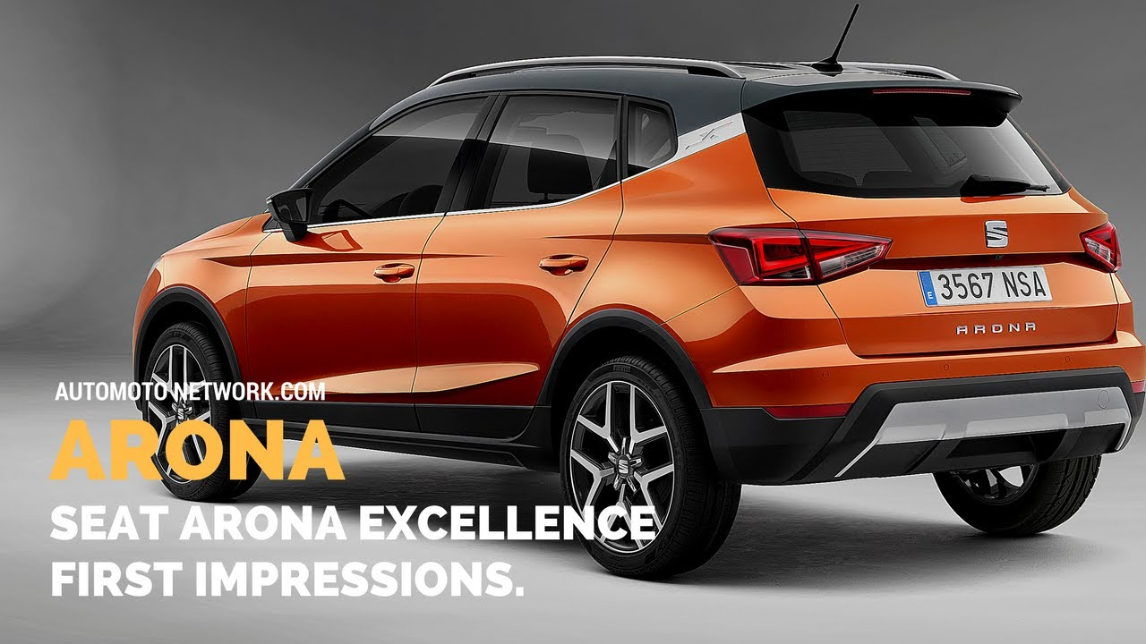 Seat Arona Xcellence Automatikgetriebe : 2018 seat arona excellence first look youtube ~ Aude.kayakingforconservation.com Haus und Dekorationen