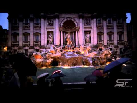 Rome Footage, Epic Stock Video Footage of Rome