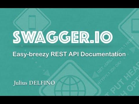Swagger (Short Clip) - Easy-breezy REST API Documentation