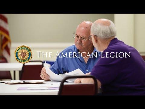 American Legion Service Officers