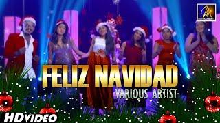 Feliz Navidad - Various Artist    Official Music Video   MEntertainments Thumbnail