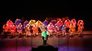 """SOWETO GOSPEL CHOIR-""""This Little Light Of Mine"""" Melbourne Australia 2011"""