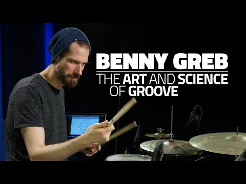 Benny Greb: The Art & Science Of Groove - Drum Lesson (Drumeo)