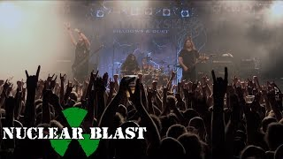 Kataklysm - where the enemy sleeps (official live video)