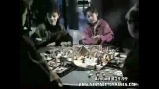 Space Crusade Boardgame 1990 Commercial