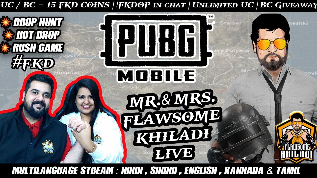 🔴PUBG Mobile Live | UC Giveaway for all  | Road to 3K Subs | Membership Starts at ₹29