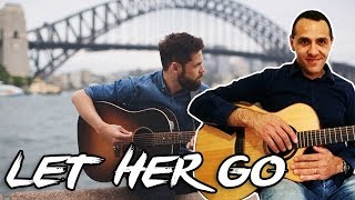 Let Her Go - Passenger - Easy Guitar Lesson