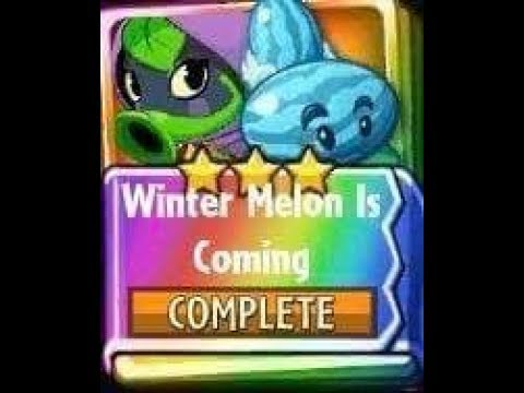 """[Plants vs Zombies Heroes] Test Green Shadow's Strategy Deck """"Winter Melon Is Coming"""""""