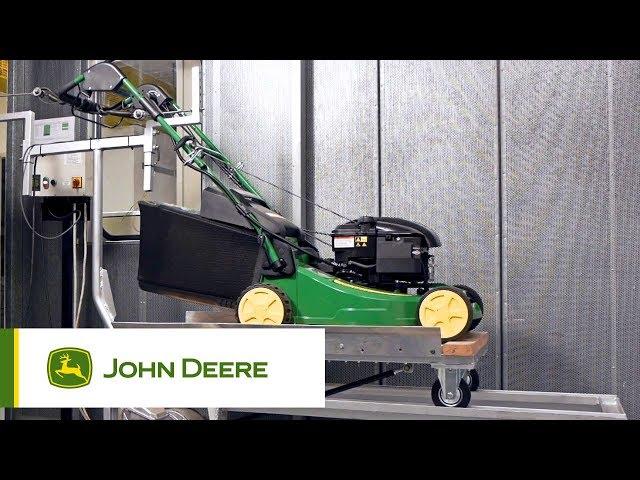 John Deere Walk-Behind Mowers: Proven Quality