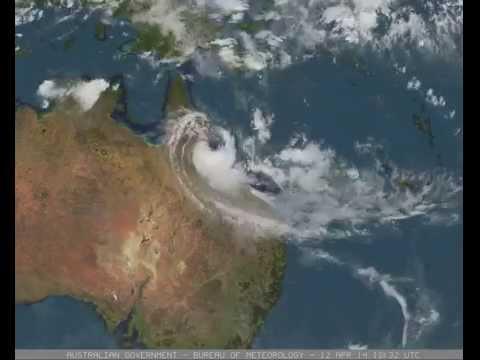 Severe Tropical Cyclone Ita 5-13 April 2014