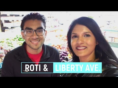 meet-up-with-taste-of-trini-  -singh's-roti-shop-and-liberty-avenue--vlog-#21