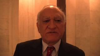 Dr. Parvez Hassan (IUCN) on the History of the Earth Charter