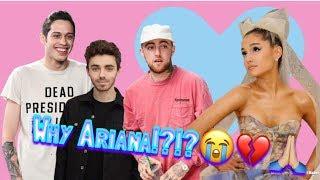 Ariana Grande & Pete Davidson Getting Married!?!?